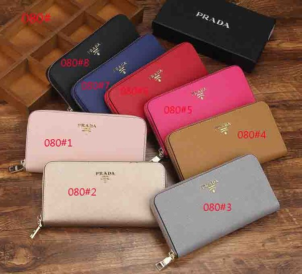1a017084c673 long wallet for japan Promo Codes - Pink sugao designer wallet 75color for  mens and women