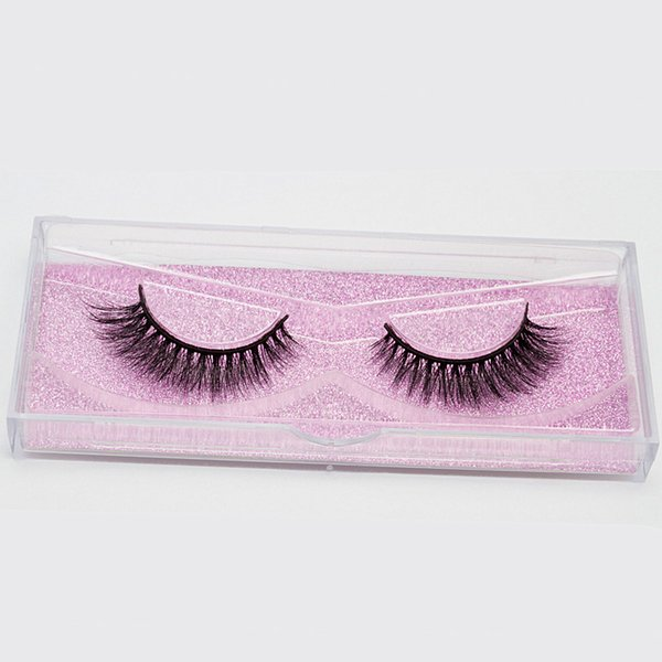 Seashine 3D real mink lashes private label eyelashes 3D mink lashes accept customer box free shipping