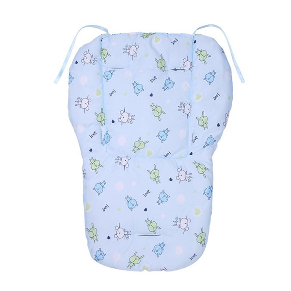 best selling Baby Stroller Seat Cushion Thicken Pushchair Pillow Cover Carriage Baby Cart Support Seat Cushion Mattress Pad