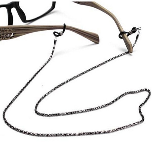 New Design style Hot sale Sunglasses Lanyard Strap Necklace Metal Eyeglass Glasses Chain Cord Reading Glasses Strap