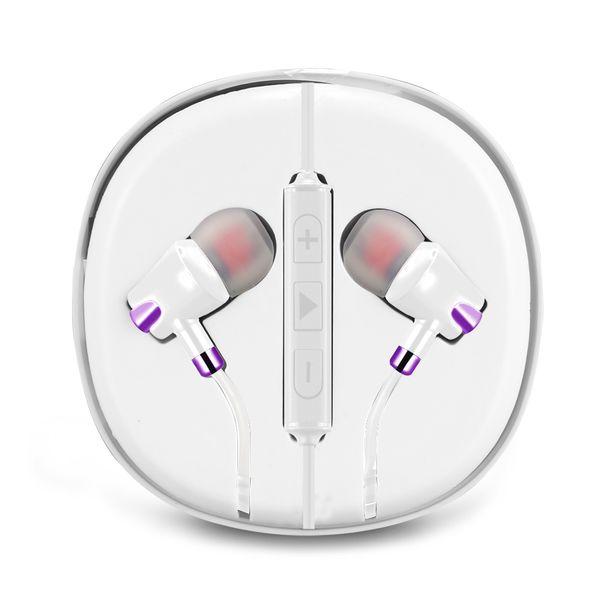 White/Purple 3#