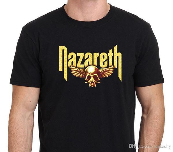 NOUVEAU T-shirt Farewell Tour 2017 NAZARETH pour hommes Noir Taille: XXL