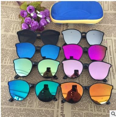 Kids Sunglasses Children Cat Eye Style Brand Design Boys Sun Glasses UV400 Protection Outdoor Sport Girls Sunglasses