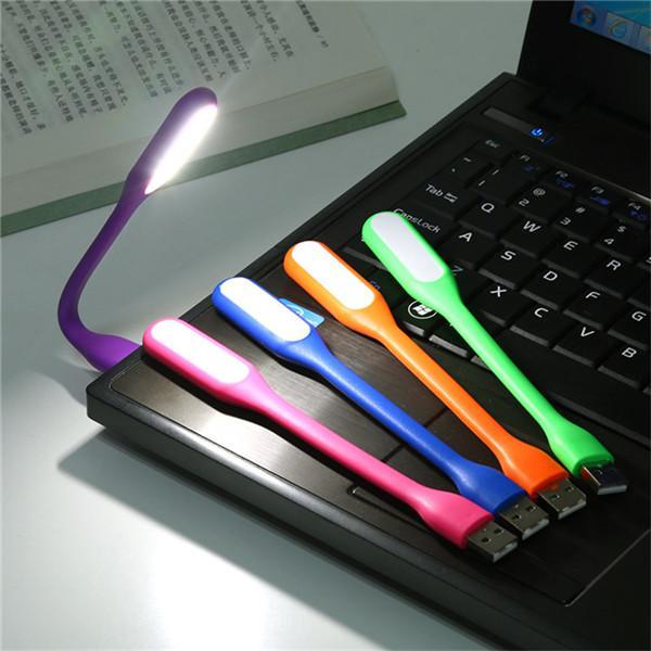 USB LED Lâmpada LED Luz Flexível Portátil Xiaomi USB Luz para Notebook Laptop Tablet Power Bank USB Gadgets L301 Frete Grátis