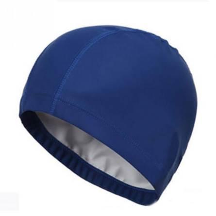 Yüzme Şapka PU Kaplama Kapaklar Yetişkinler Yüzmek Su Geçirmez Korumak Kulaklar Swimcap Uzun Saç Yüzmek Şapka Yüzme Kap Ücretsiz Boyutu