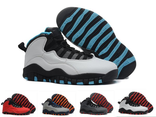 HOT Kids 10 10S Westbrook Red Blue White Black Children Basketball Shoes  Powder Blue Cool Grey Steel Sneakers Boy Girl Gift 11C 3Y Tennis Shoes For  ...