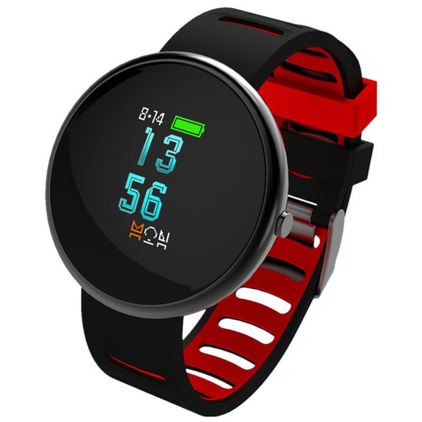 Fashion Smart Watch Wristband Bluetooth 2.5D 0.96inch OLED Color Screen Waterproof Esportes Heart Rate Sleep Monitoring