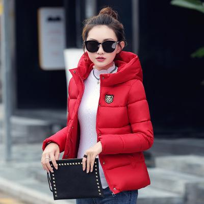 Cheap wholesale 2018 new Autumn Hot selling fashion casual warm Winter women jackets female cute bisic coats doudoune femme