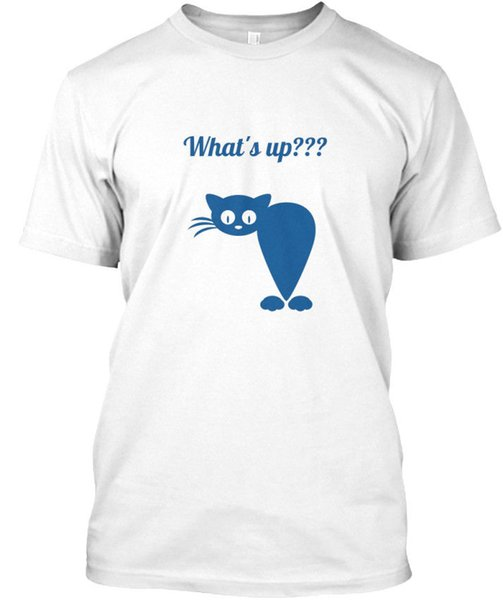 Camiseta unisex estándar Whats Up