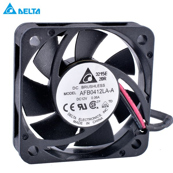 COOLING REVOLUTION AFB0412LA-A 4010 40x40x10mm 12V 0.06A Double ball bearing silent cooling fan