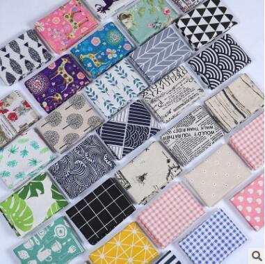 top popular Cotton Linen Printed Kitchen Tea Towels Table Napkins Trees Tablecloth Food Photograph Background Linen Linen Tea Towel 47*68cm 2021