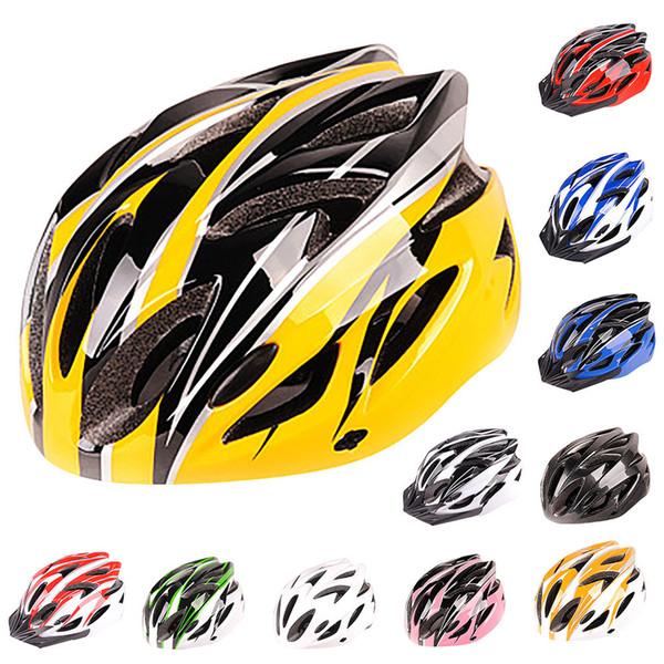 Ultralight Fahrradhelm CE-Zertifizierung Fahrradhelm In-Mold Fahrradhelm Ciclismo 260g 56-61cm