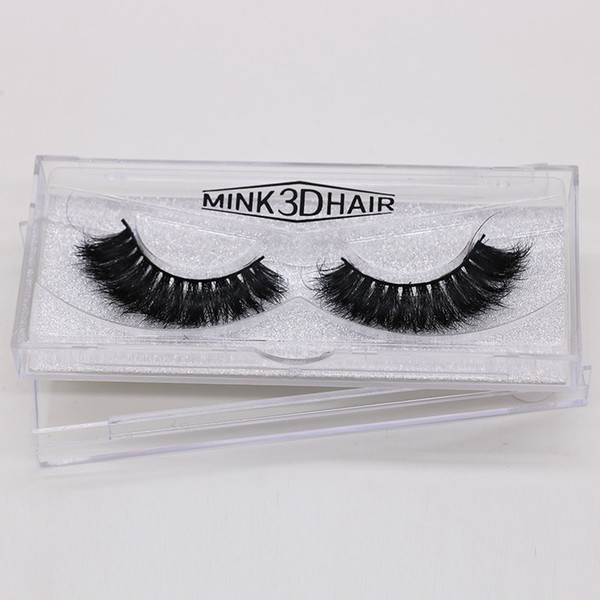 1a405843f82 Eyelashes 3D Mink Eyelashes Crossing Mink Lashes Hand Made Full Strip Eye  Lashes 9 Styles New