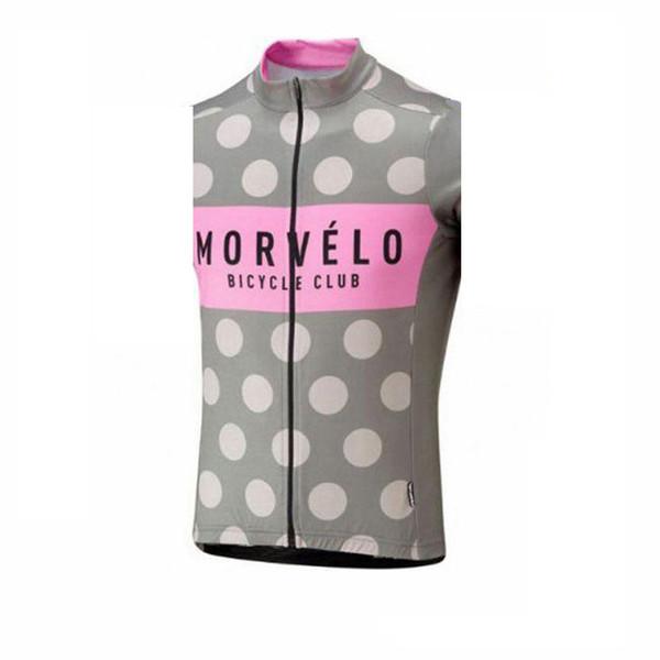 Cycling uniform 2019 Team MORVELO summer Quick Dry Cycling Sleeveless Jersey Vest summer quick dry racing sportswear F60452