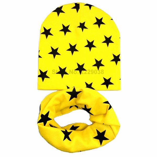 Yellow star set