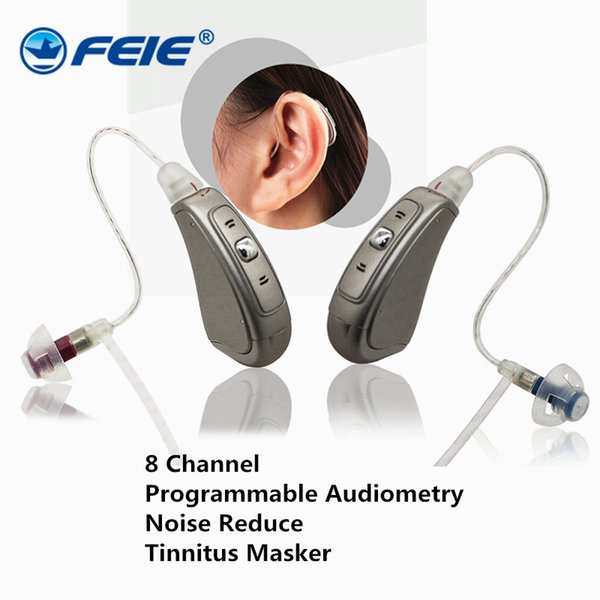 Elderly Earphone Hearing Aids With 8 Channel Digital Hearing Amplifier For  Tinnitus Ear Care Tools Apparatus Medical My 20 Leading Hearing Aids Are