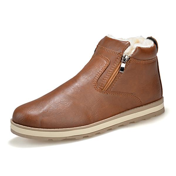 Zapatos De Compre Invierno Tobillo Para Botas Hombre Moda 01qAwpx4