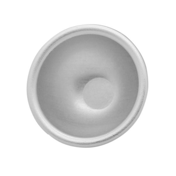 50pcs/Lot Aluminum Sphere Bath Bomb Cake Baking Pastry Ball Mold Multi-size Chocolate balls production Free Shipping