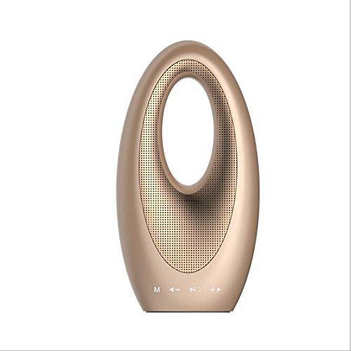 Mini hotel portátil Burj Al Arab en Dubai Diseño Bluetooth4.2 Altavoz inalámbrico de radio FM con micrófono incorporado Control táctil sensible