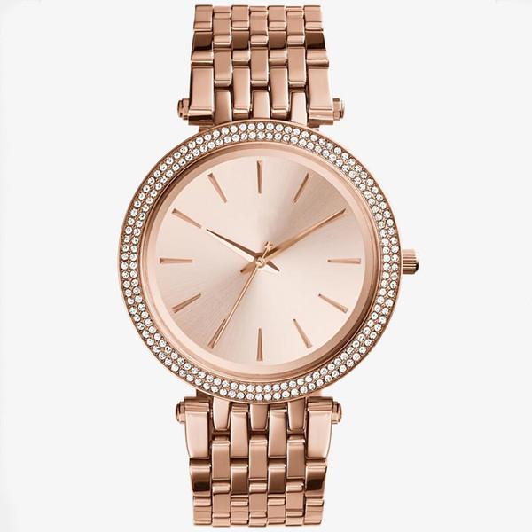Orologi all'ingrosso ultra sottile orologio donna oro rosa diamante fiore orologi 2018 marchio di lusso infermiera donna abiti da polso femminile regali per girl9