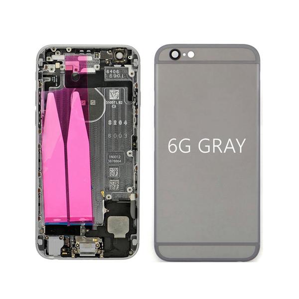accesorios 6G negro +