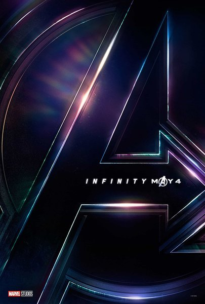 Avengers Infinity LOGO A War Marvel Movie Collector's Album Poster Comic Art Canvas HD Print Wall Oil Painting Wall Art Painting Home Decor