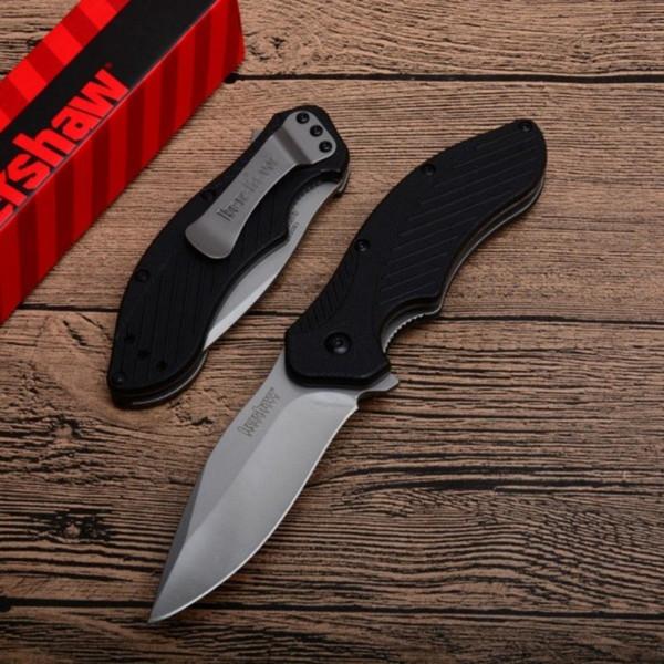 Utilitaire Kershaw 1605 Flipper tactique Chasse Couteaux 8CR13MON Lame G10 Poignée 4 Styles Camping En Plein Air Pliant Poche Cadeau Couteau P591Q R