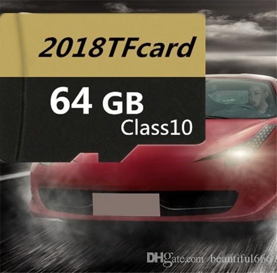 Design Real Capacity High-speed Memory Card, Micro-card 64 GB Micro SD 16GB~64GB Flash TF
