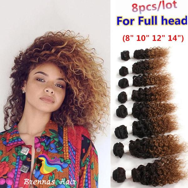 8 шт./лот бразильский переплетения пучки тела волна sexay волос перрук cheveux humain афро кудрявый вьющиеся волосы бесплатная доставка