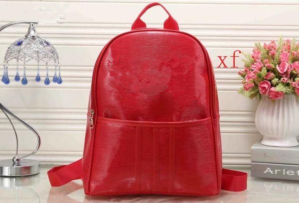 2018 New European Designer Backpacks Fashion Brand Travel Bag School Backpacks Big Capacity Tote Shoulder Brand Name Bags