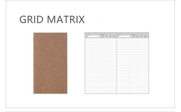 Grid Matrix 95x165mm