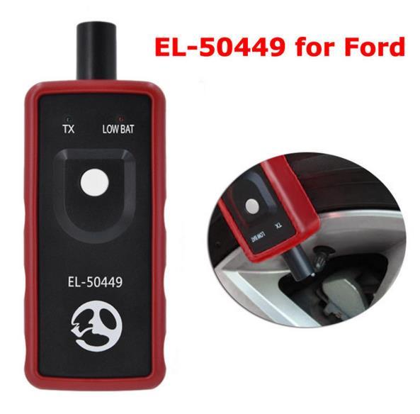 EL-50449 TPMS Reset Tool Tire Monitor Pressure Sensor Activation For Ford cars