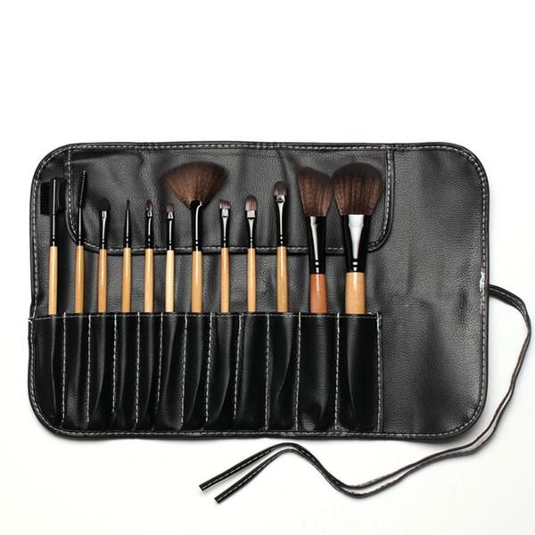 12pcs Professional Synthetic hair Makeup Brushes Set Multipurpose Soft Cosmetic Brushes Face Eyes Blush Brush Set Best Gift For women