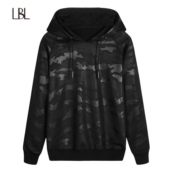 Asian Size Casual Sweatshirt Men Hoodies Jogger Brand Spring Runners Fashion Hooded Sportswear Thick Clothing Joggers Male XXXXL