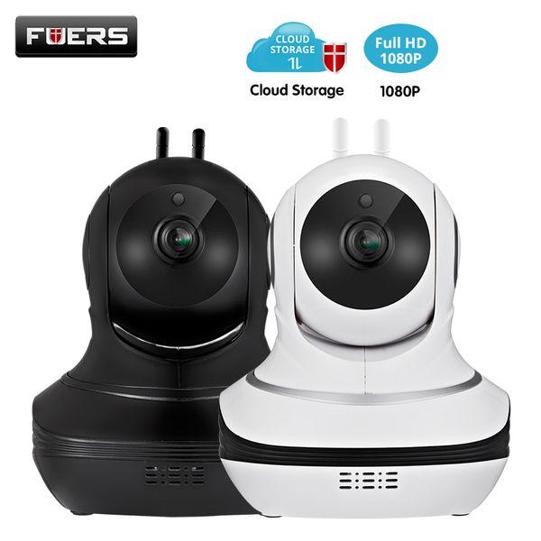 Fuers 1080 p Wifi Bulut Kamera Akıllı Ev Güvenlik Ip Bulut Kamera 1080 P HD Depolama Gizlilik Koruma Gözetim