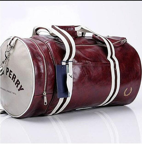 Special Offer 2018 New Outdoor Sport Bag High-Quality PU Soft Leatherr Gym Bag,Men Luggage & Travel Bag,Free Shipping