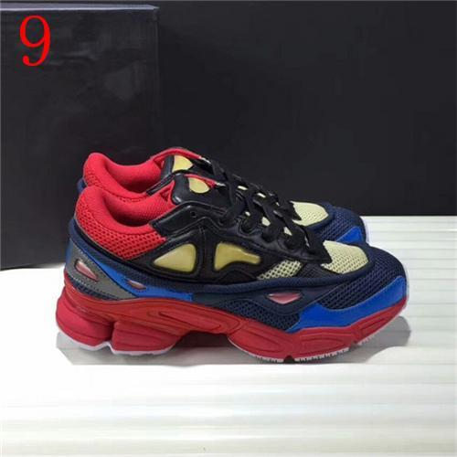 economico per lo sconto 8c76d 5e9d5 2018 RAF SIMONS CONSORTIUM OZWEEGO 3 III CASUAL SHOES SNEAKERS WITH R LOGO  FOR MEN WOMEN 2018 RED BLACK AUTHENTIC SNEAKERS Dansko Shoes Indoor Soccer  ...
