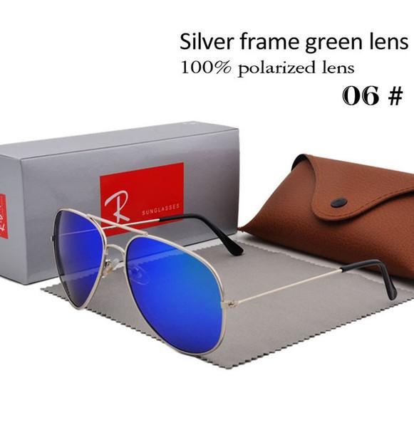 Silber Grün