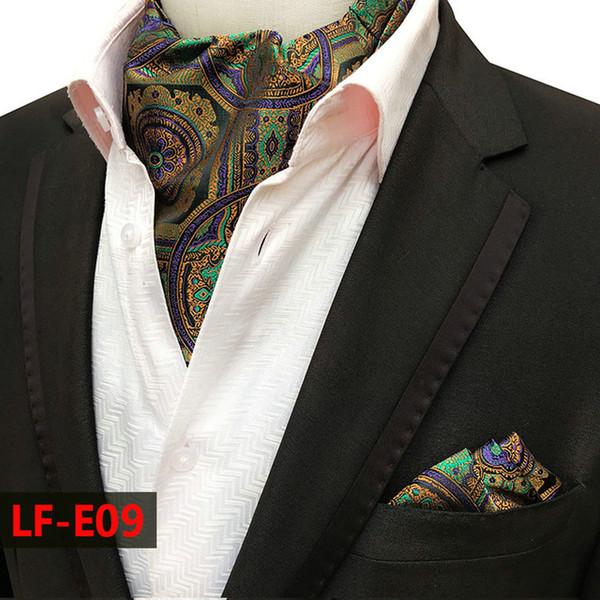 Цвет: галстуки носовые платки_9