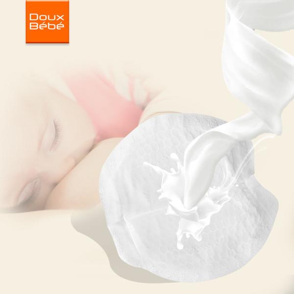 36PCS coussin de soins infirmiers absorbant rapide imperm/éable respirant de lait de poitrine 36pcs 100pcs Coussin dallaitement jetable