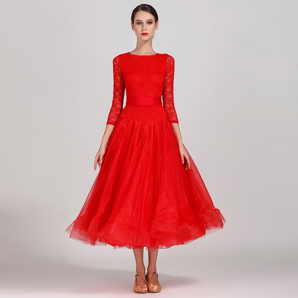 YILINFEIER Bir rüya, güzel çiçekler, modern etekler, elbiseler, 1855 gösteriler, ulusal standart dans kıyafetleri gibi gölgeli.