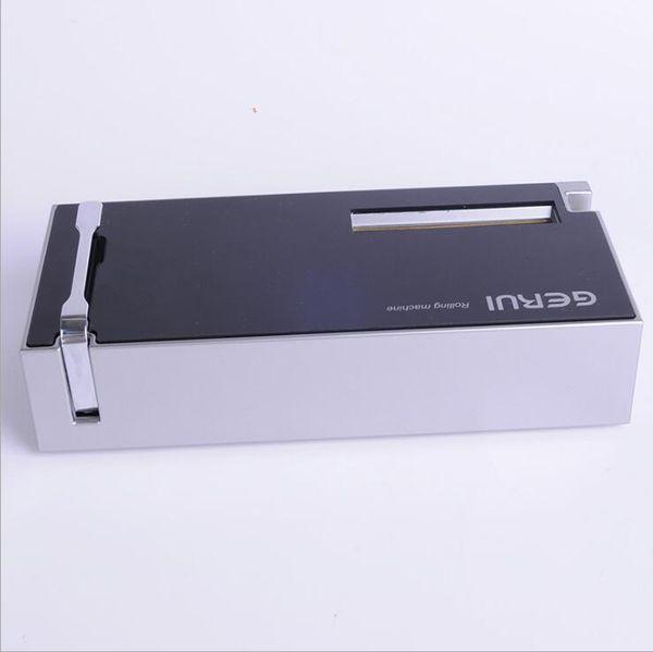 Newest High Grade Electric Rolling Machine Tobacco Rolled Cigarettes Maker Tobacco Injector Cigarette Roller Tube Machine USA/EU PLUG Sell