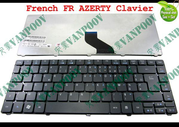New FR notebook Laptop keyboard for Acer Aspire 4740 4740G 4741 4741G 4741Z 4741ZG 4745 4745G 4745Z 3810 3810T 4810 AZERTY Clavier Black