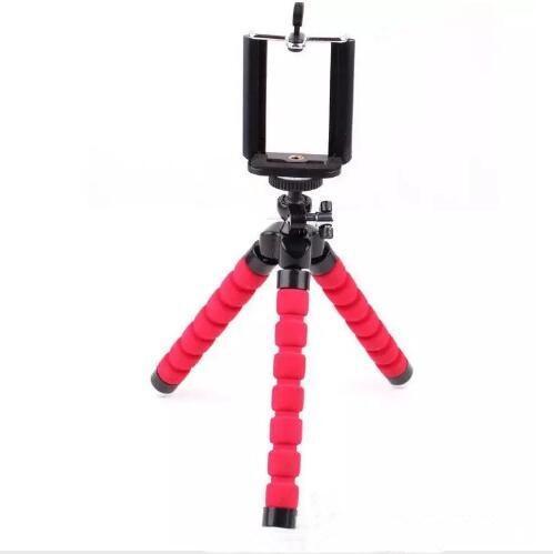 Treppiede universale per cellulare spugna polpo Varietà Selfie manufatto polpo spugna bianca stent fabbrica direc