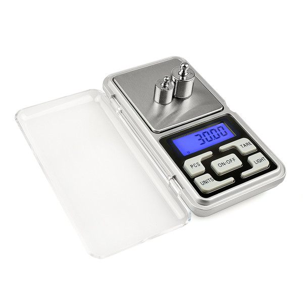 500g/0.01g Mini Digital Scale LCD Electronic Capacity Gram Balance Diamond Jewelry Weight Weighing FOR Pocket Scales New