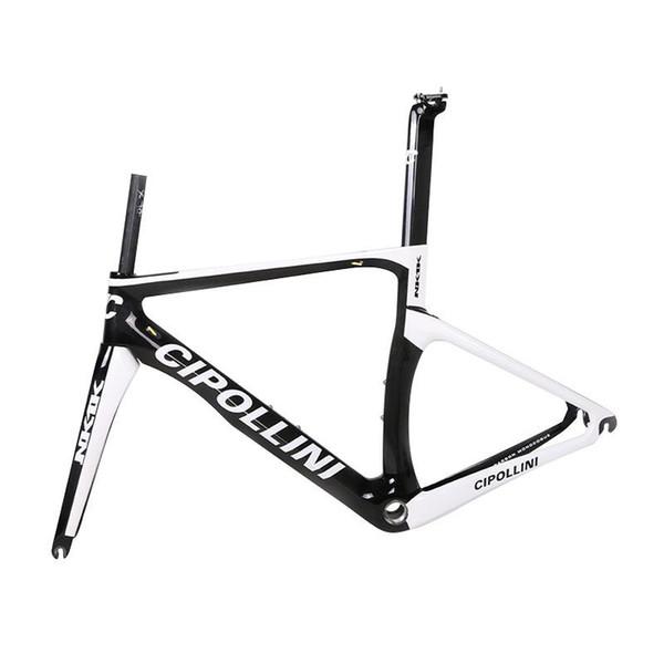 Factory sale Fluorescent Yellow road bike Cipollini NK1K T1000 Carbon Frame size XXS,XS, S, M, L carbon bicycle frameset