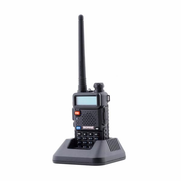 BaoFeng УФ-5R рация профессиональный CB Радио Baofeng UV5R приемопередатчик 128CH 5W VHFUHF портативный УФ 5R для охоты Радио