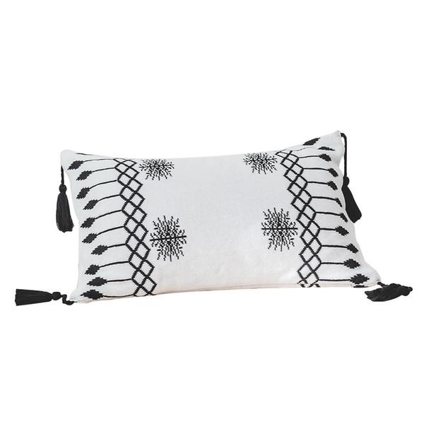 Waist cushion cover
