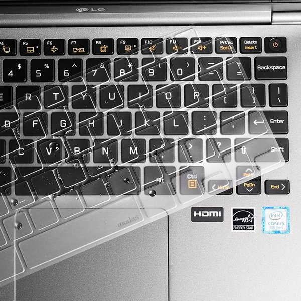 Free Shipping 14-Inch laptop TPU Keyboard Cover Skin Stickers Protector For LG Gram 14 14Z980 Ultra thin Keyboard Cover.