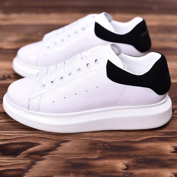 Новые повседневные туфли на шнурках Дизайнерский комфорт Pretty Girl Женщины кроссовки Повседневная кожаная обувь Мужские женские кроссовки Очень прочная устойчивость